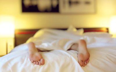 Hypnotic Tips to Sleep Easy